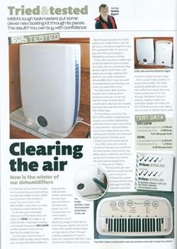 Meaco DD8L Domowy Osuszacz Powietrza